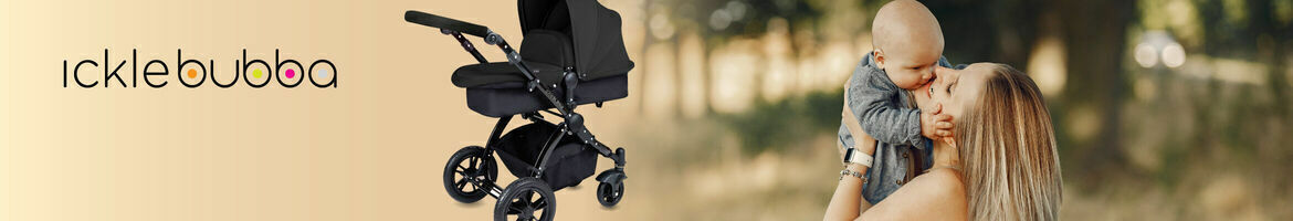 Ickle Bubba Pushchairs & Travel Systems