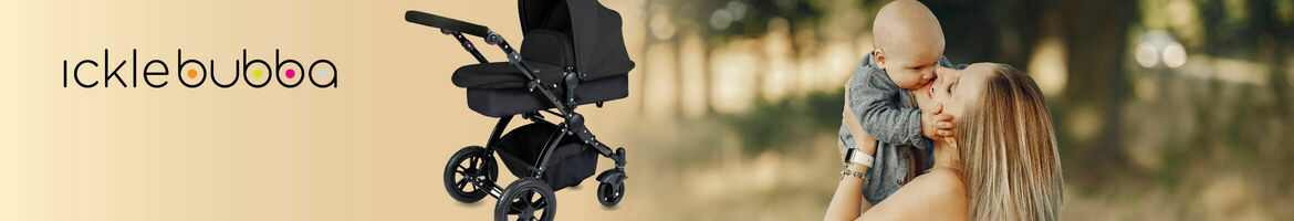 Ickle Bubba Pushchairs, Travel Systems & Car Seats