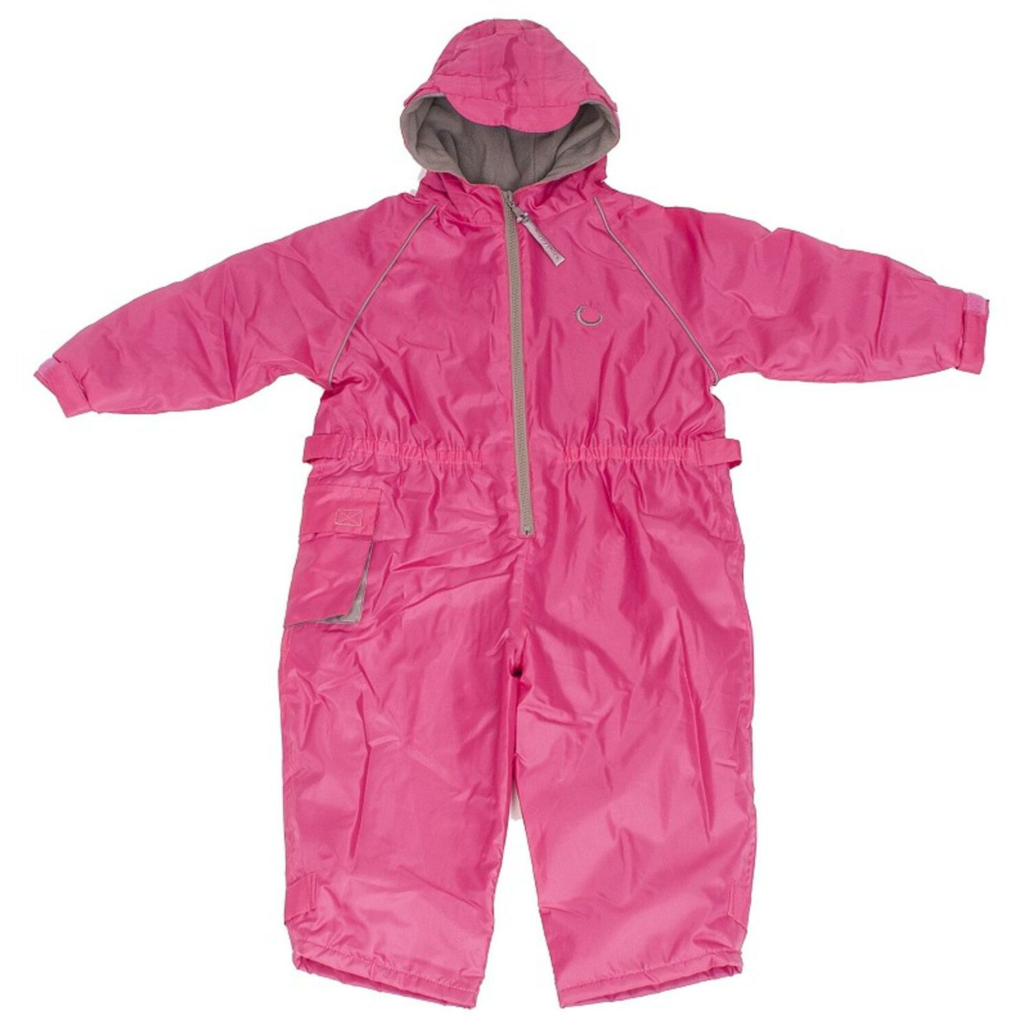 Hippychick Waterproof All-in-One Suit 18-24 Months Pink