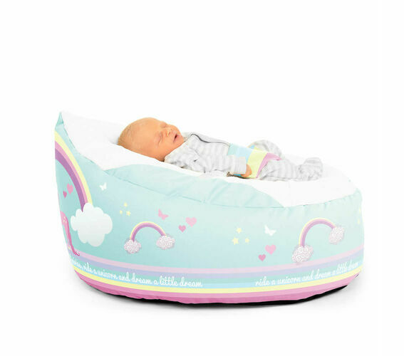 Miraculous Details About Gaga Pre Filled Baby Bean Bag Unicorn Design Gmtry Best Dining Table And Chair Ideas Images Gmtryco