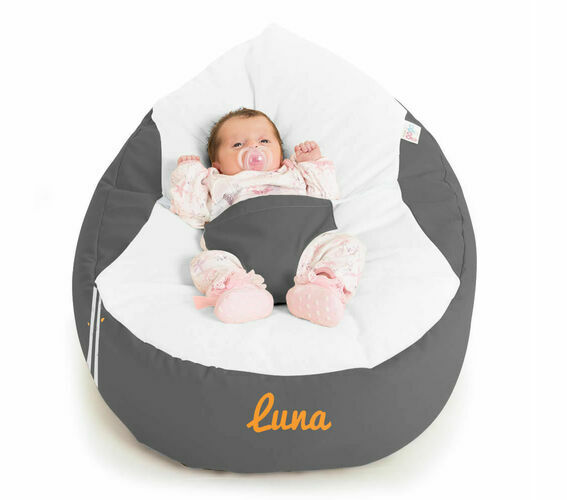 Strange Details About Gaga Pre Filled Baby Bean Bag Sleepy Fox Design Pabps2019 Chair Design Images Pabps2019Com