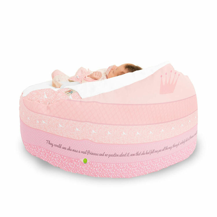 Luxury Cuddlesoft Princess And The Pea Pre Filled Baby