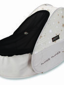 Koo-Di Sun & Sleep Pop-Up Travel Bassinet in Star Print Design additional 5