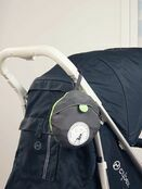 Pack-It Sun & Sleep Shade Cover for Pushchairs and Strollers Charcoal additional 4