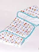 Palm and Pond Swaddle Wrap - Available in 7 Designs additional 5
