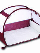 Koo-Di Pop-Up Bubble Travel Cot - Aubergine additional 4