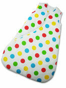 Koo-di Sleepsac by Purflo 1 Tog - Polka Dot Blue additional 2