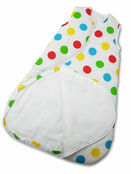 Koo-di Sleepsac by Purflo 1 Tog - Polka Dot Blue additional 1