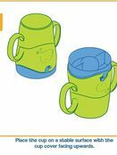 Kids Kit Tip n Sip Baby Sippy Cup additional 9