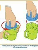 Kids Kit Tip n Sip Baby Sippy Cup additional 10