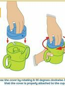 Kids Kit Tip n Sip Baby Sippy Cup additional 8