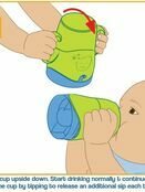 Kids Kit Tip n Sip Baby Sippy Cup additional 6
