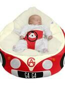 Gaga Cuddlesoft Iconic Campervan Baby Bean Bags - Choose your Colour additional 16