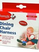 Clippasafe Toddler Dining Chair Harness - Black additional 3