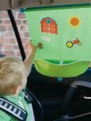 Koo-Di Car Window Fuzzi Fun Blind additional 2