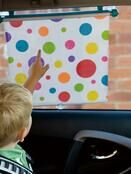 Koo-Di Car Window Blind Spotty Sun Shade additional 1
