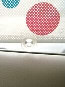 Koo-Di Car Window Blind Spotty Sun Shade additional 3