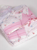 Palm and Pond New born Baby Gift Set Seaside Pink additional 2