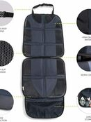 Hauck Sit On Me Deluxe Car Seat Protector additional 3