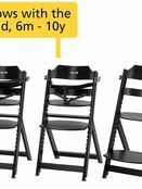 Safety 1st Timba Wooden Highchair Choose your style additional 10