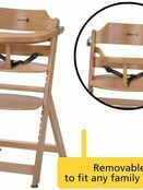 Safety 1st Timba Wooden Highchair Choose your style additional 1