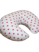 4 in 1 nursing support pillow - Stars additional 3