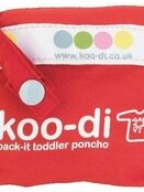 Koo-Di Pack It! Toddler Poncho additional 3