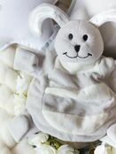Sleepytot Dummy Holding Comforter - Grey Bunny additional 10