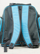 Palm and Pond Changing Back Pack Grey with Blue Trim additional 4