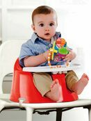 bebePOD Flex Plus Baby Seat - Red additional 2