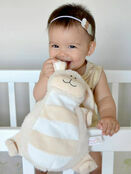 Sleepytot Dummy Holding Comforter - Cream Lamb additional 7