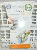 2-in-1 Infant and Toddler Dishwasher Basket Combo additional 1