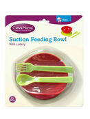 Clevamama Easy Feed Suction Bowl and Cutlery additional 3
