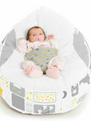 Gaga Cuddlesoft Pre-filled Baby Bean bag - Counting Sheep additional 1