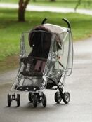 Diono Universal Stroller/Buggy Raincover additional 1