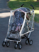 Diono Universal Stroller/Buggy Raincover additional 2