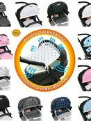 Dooky Universal Pram Shade additional 2