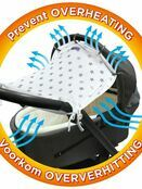 Dooky Universal Pram Shade additional 3
