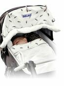 Dooky Universal Pram Shade additional 1