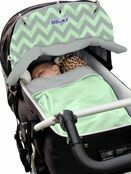 Dooky Universal Pram Shade additional 18