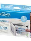 Dr Brown\'s Microwave Sterilizer Bags additional 2