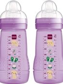 MAM Easy Active Baby Bottle 270ml 2 Pack additional 2