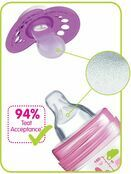 MAM Night Soother 6+ months 2 pack additional 5