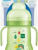 MAM Trainer Bottle 2in1 with extra teat additional 3
