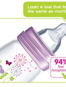 MAM Trainer Bottle 2in1 with extra teat additional 8