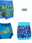 Zoggs Swimsure Nappy Blue - Choose your Style/Size additional 1