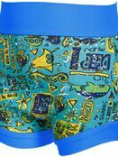 Zoggs Swimsure Nappy Blue - Choose your Style/Size additional 2
