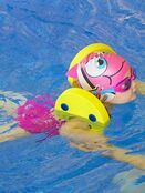 Kids Character Swimming Cap 6-14 years - Choose your design additional 4