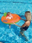 Zoggs Swim Trainer Seat 3-12 mths - choose design additional 8