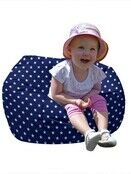 R U Comfy Small Kids Stars Bean Bag additional 2